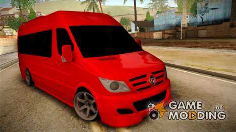 Mercedes-Benz Sprinter VIP для GTA San Andreas