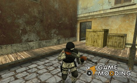 Final improved HD SPAT for Counter-Strike 1.6