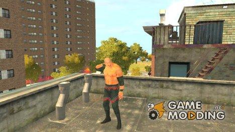 "Глен Томас Джейкобс ""Кейн"" для GTA 4"