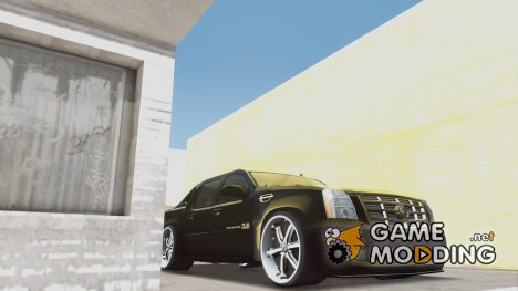 Cadillac Escalade Ext DUB Edtion для GTA San Andreas