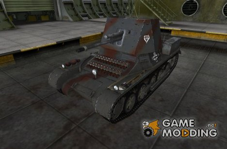 Шкурка для PanzerJager I для World of Tanks