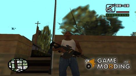 MG из GTA V for GTA San Andreas