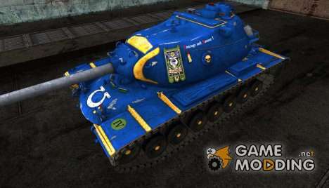 Шкурка для M103 (Вархаммер) for World of Tanks