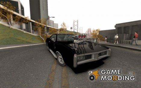 Dukes Tunable GTA 4 для GTA San Andreas