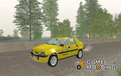 Dacia Solenza Scala Taxi для GTA San Andreas
