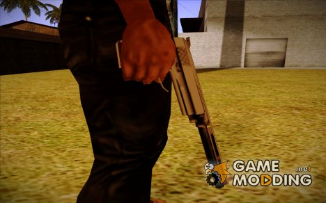 Silenced Colt из GTA VC Beta for GTA San Andreas