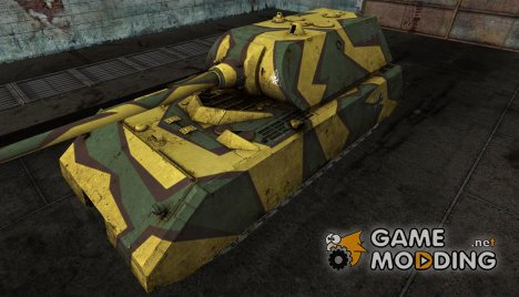 Шкурка для Maus для World of Tanks
