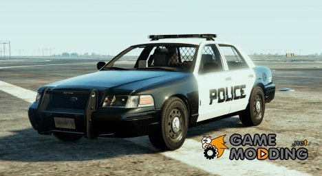 Marked 2011 CVPI for GTA 5
