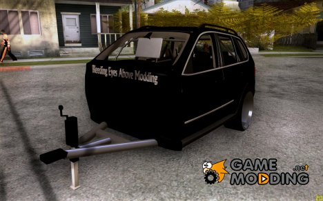 BEAM X5 Trailer для GTA San Andreas
