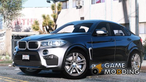 BMW X6M F16 for GTA 5