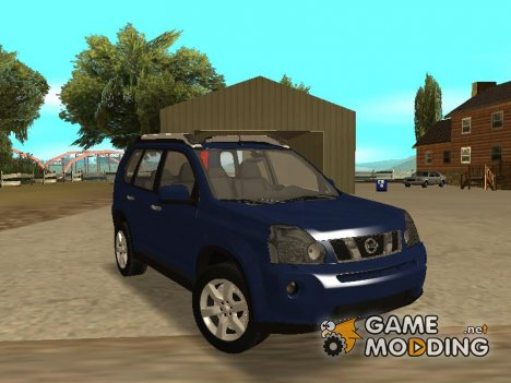 Nissan X-Trail 2009 for GTA San Andreas