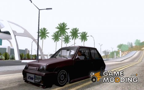Renault 5 GT Turbo (Beta) for GTA San Andreas