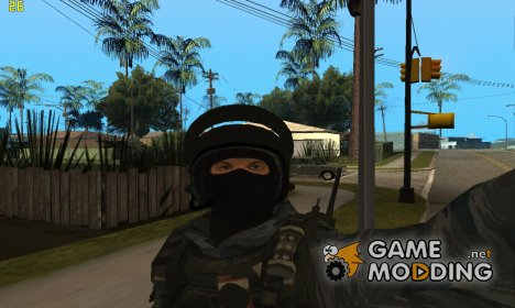 Russian in America for GTA San Andreas