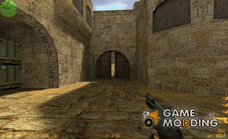CS 1.6 USP retexture for Counter-Strike 1.6