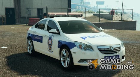 Opel Insignia Türk Polisi for GTA 5
