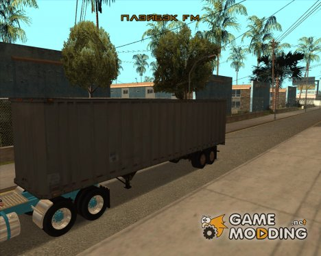 Semi Trailer for GTA San Andreas
