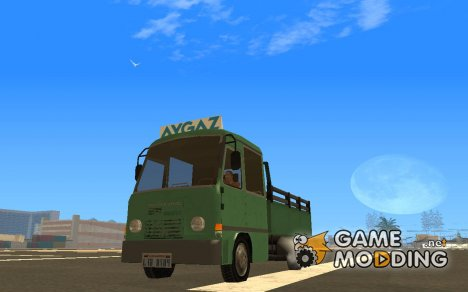 Otovan Magirus 1997 for GTA San Andreas