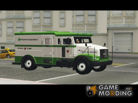 AVPGameProtect Security Car для GTA San Andreas