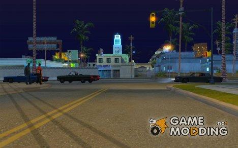 Нерегулируемые перекрёстки для GTA San Andreas