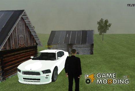 Пак машин и скинов из GTA 4 для GTA San Andreas