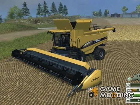Challenger 680 B для Farming Simulator 2013