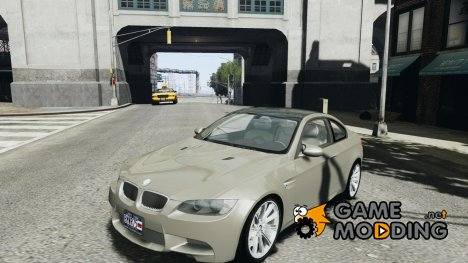 BMW M3 E92 2007 v1.0 for GTA 4