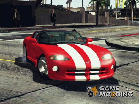 Dodge Viper RT10 for GTA San Andreas