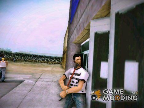 Монтировка из Half-Life 2 for GTA Vice City