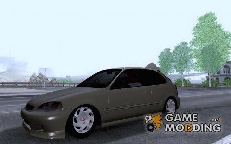 1999 Honda Civic 1.4iES HB для GTA San Andreas