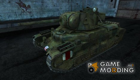 Матильда 6 for World of Tanks