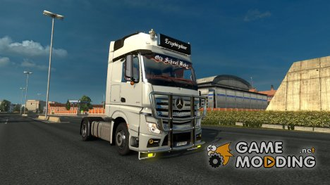 Mercedes-Benz MB4 V 3.0 for Euro Truck Simulator 2
