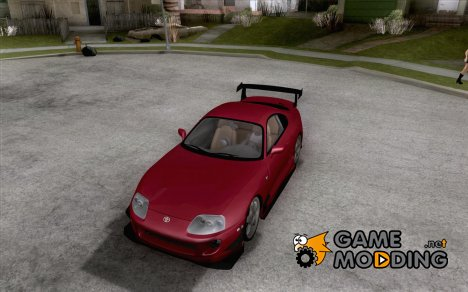 Toyota Supra Light Tuned для GTA San Andreas
