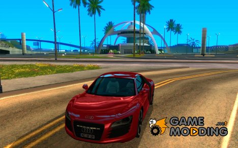 Audi R8 light tunable для GTA San Andreas