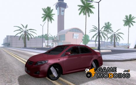 Toyota Corolla FIXA Status Grinder 20'' для GTA San Andreas