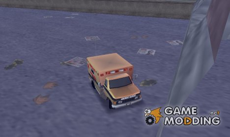 RC ambulan for GTA 3