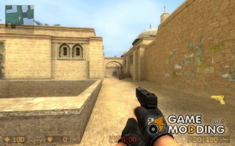 Glock 18 для Counter-Strike Source