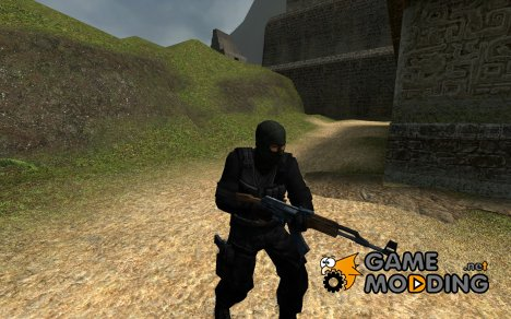 Ultimate Ninja Terrorist для Counter-Strike Source