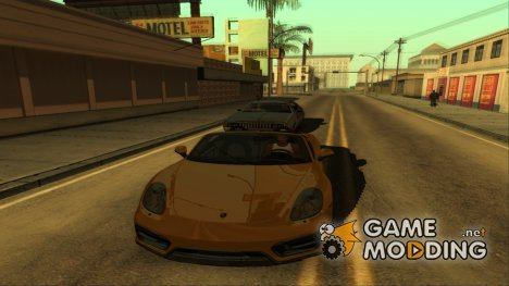 Reflection not ENB для GTA San Andreas