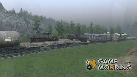 Kart for Spintires 2014