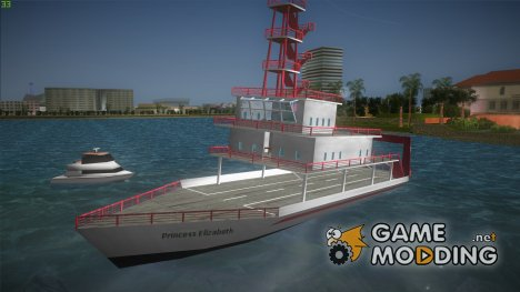 Ferry for GTA Vice City
