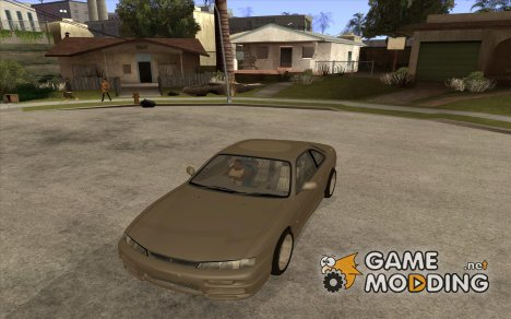 RODrifter Nissan Silvia S14 для GTA San Andreas