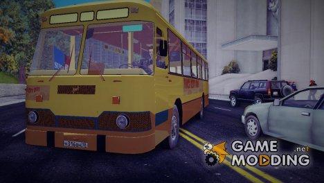 ЛиАЗ 677 для GTA 3