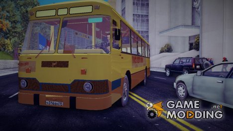 ЛиАЗ 677 for GTA 3