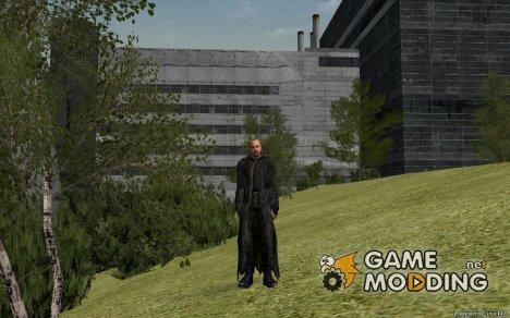 Пахан из S.T.A.L.K.E.R for GTA San Andreas