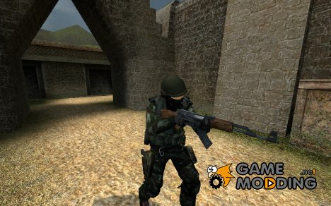 Brazilian Commando для Counter-Strike Source