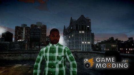Families Gang (GTA V) для GTA 4