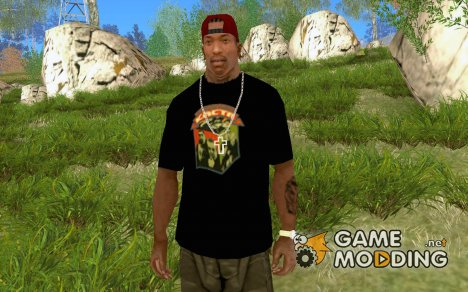 Kasta Tshirt for GTA San Andreas