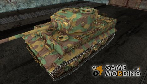 PzKpfw VI Tiger 6 for World of Tanks