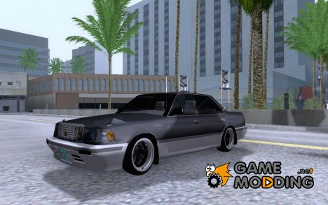 Toyota Crown S130 для GTA San Andreas