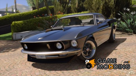 1969 Ford Mustang Boss 429 for GTA 5